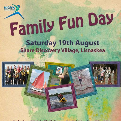 NICSSA Family Fun Day!