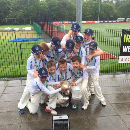 CSNI U11's crowned All Ireland Champions!
