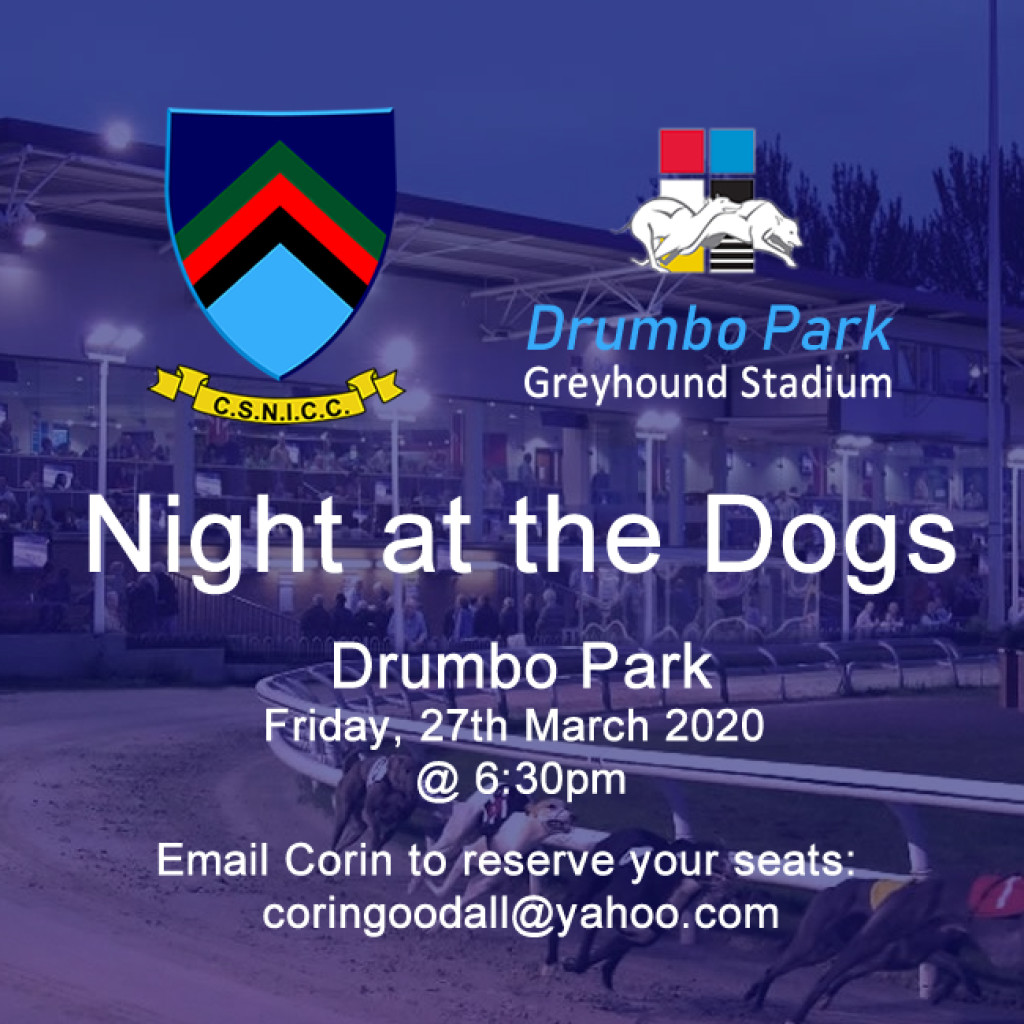 Night at the Dogs is back!